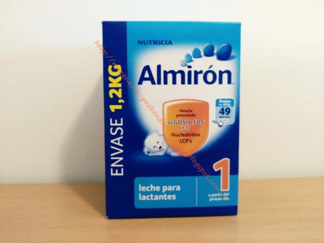 Almirón 1 leche iniciación