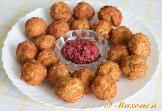 Гефилте фиш (рыбные шарики). Еврейская кухня