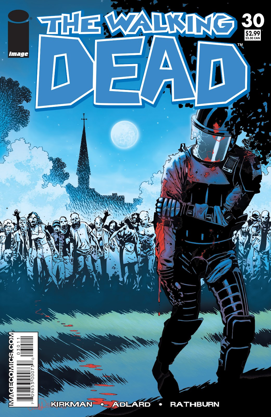 The Walking Dead issue 30 - Page 1