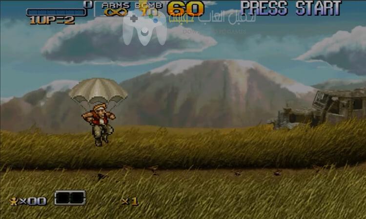 تحميل لعبة حرب الخليج Metal Slug 6 للكمبيوتر