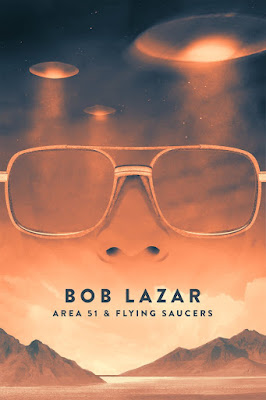 Bob Lazar Area 51 & Flying Saucers 2018 Custom HD Sub