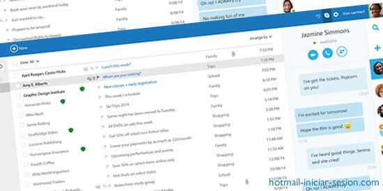 El esperado regreso de Skype a Hotmail
