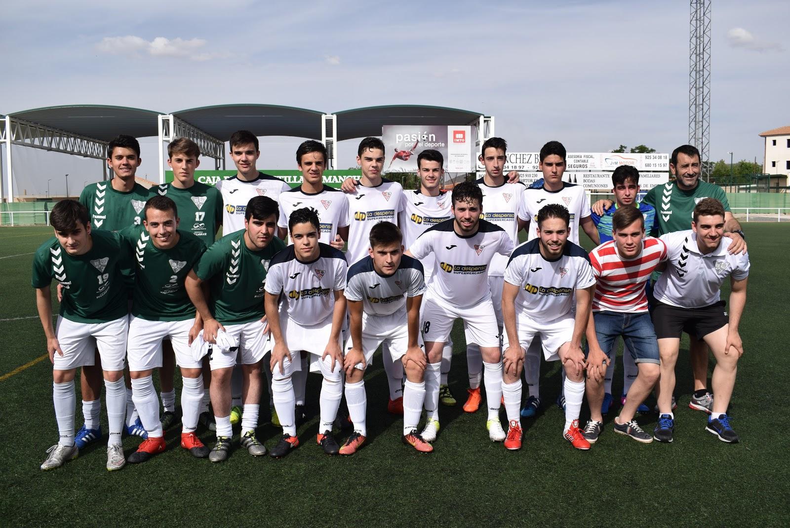 El CD Toledo se interesa por cinco jugadores del Mora juvenil ...