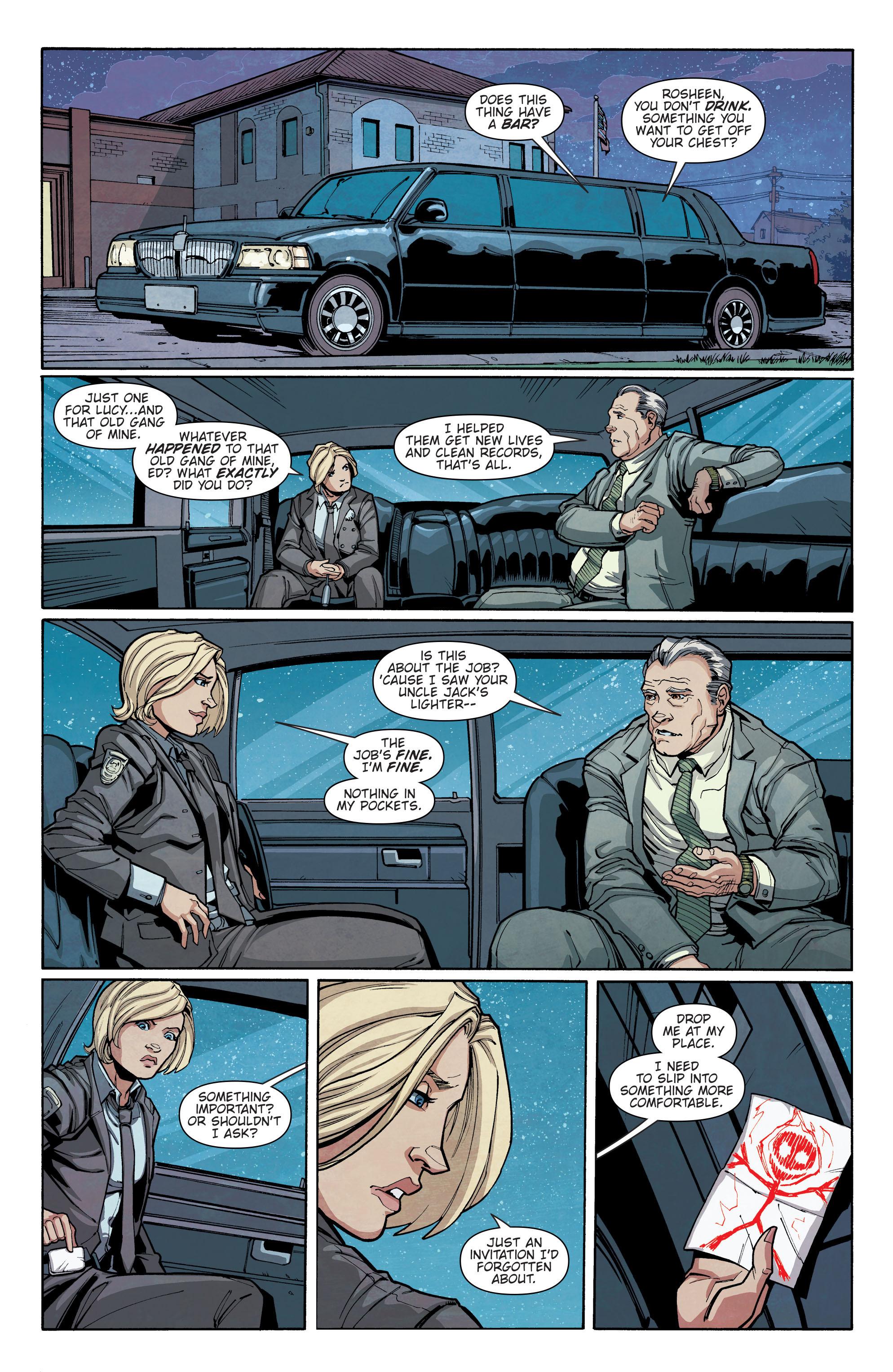 Read online Slash & Burn comic -  Issue #3 - 15