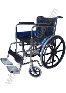 Mag Wheels Wheelchair