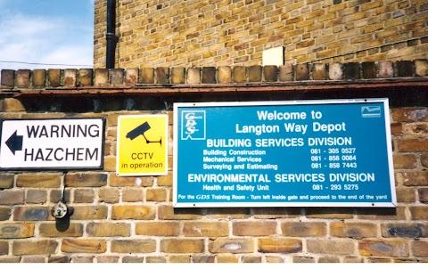 London Borough of Greenwich -  works depots 1999