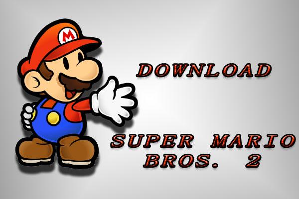 download Super Mario Bros. 2 in pc