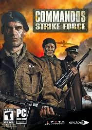 Commandos: Strike Force (Video Game), Commandos: SF PC Highly Compressed, RIP