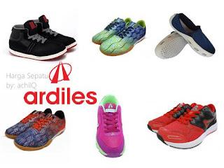 Harga Sepatu Ardiles
