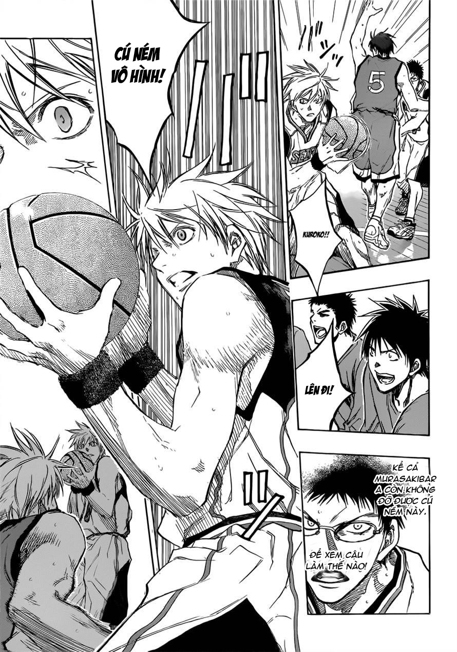 Kuroko No Basket chap 185 trang 14