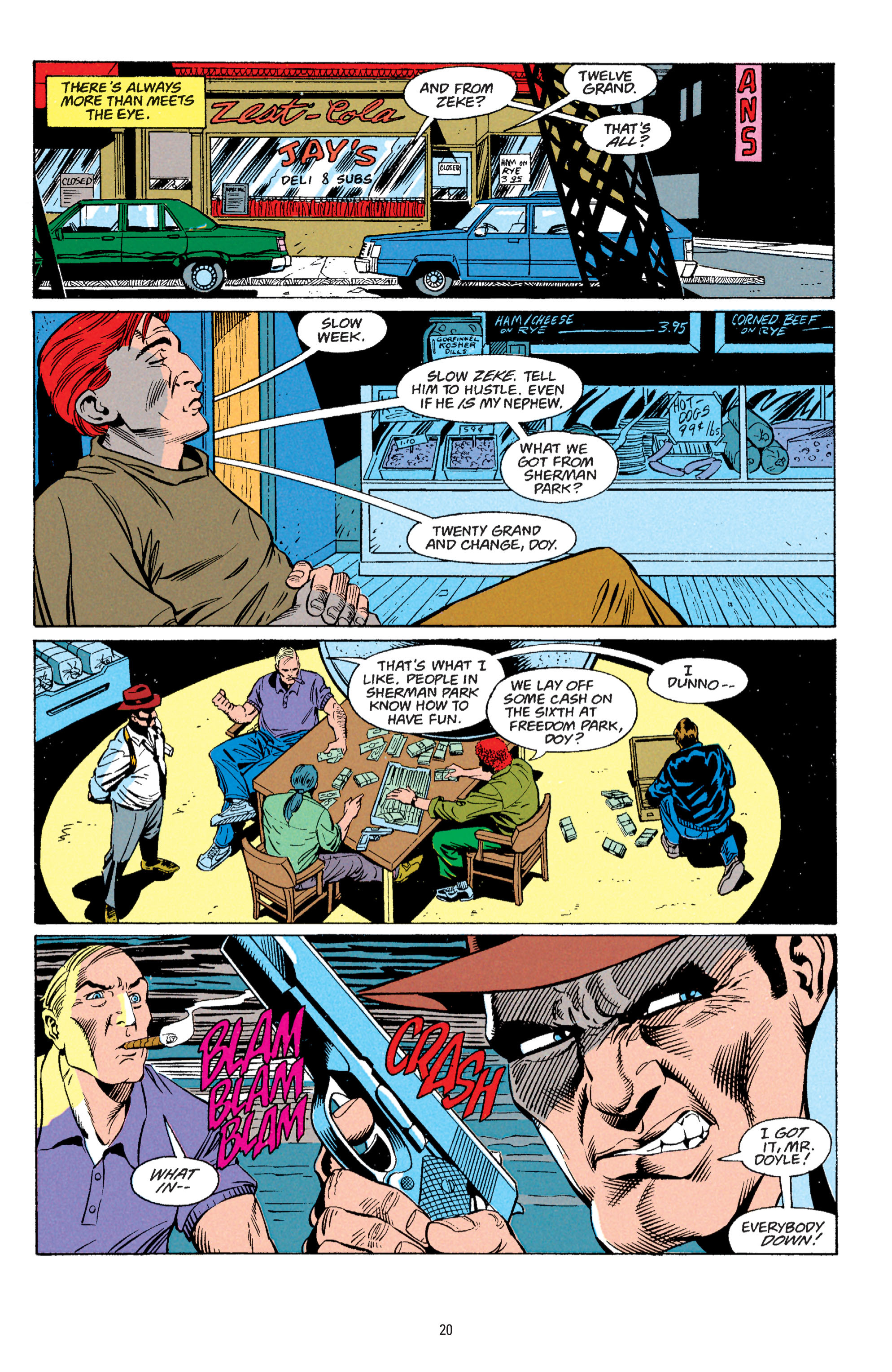 Detective Comics (1937) 667 Page 13