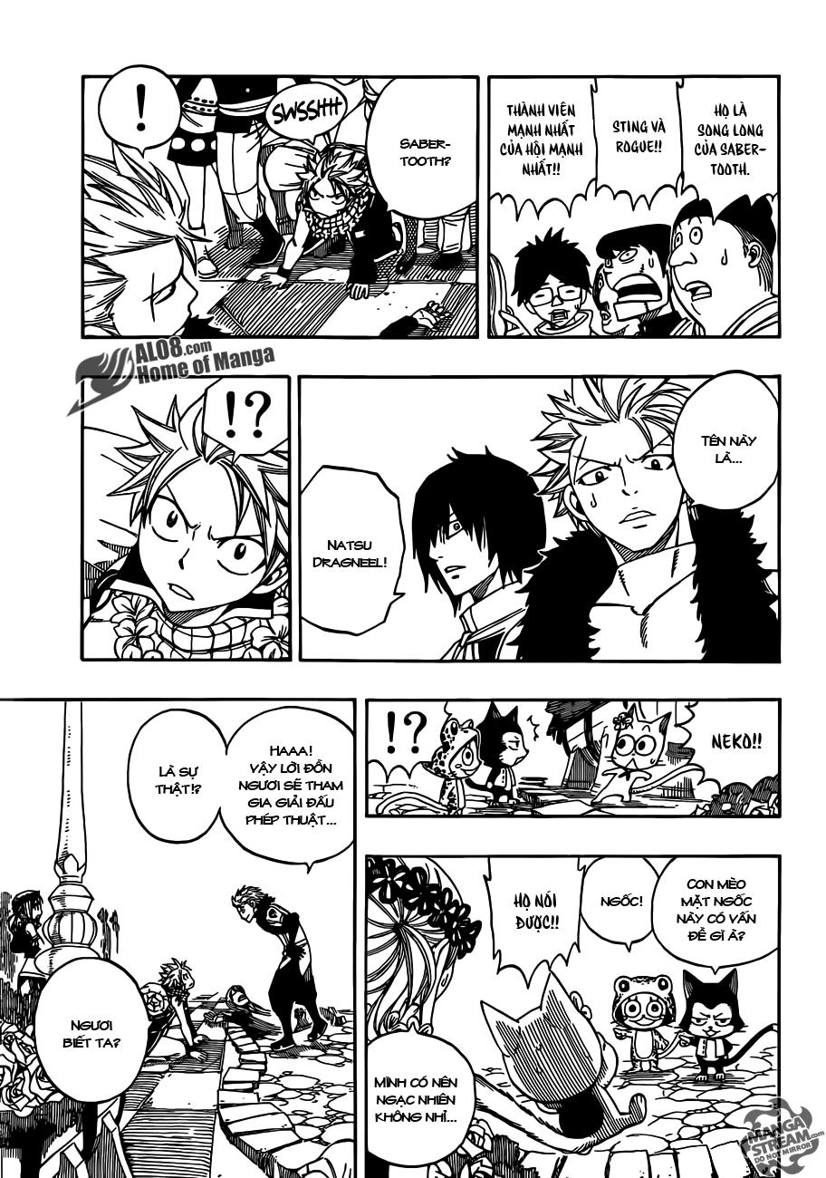 Fairy Tail chap 265 trang 16