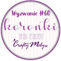 http://craftymoly.blogspot.com/2017/08/wyzwanie-60-koronki.html