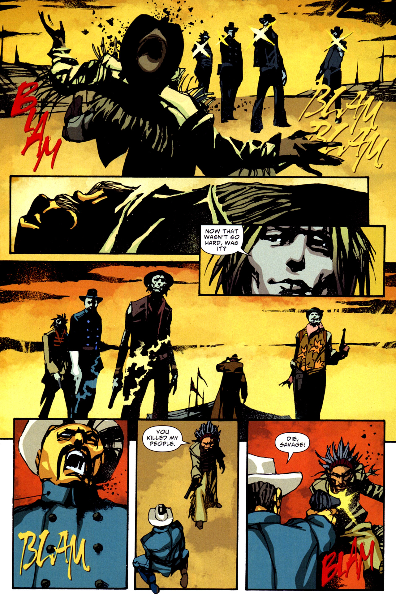 American Vampire issue 12 - Page 14