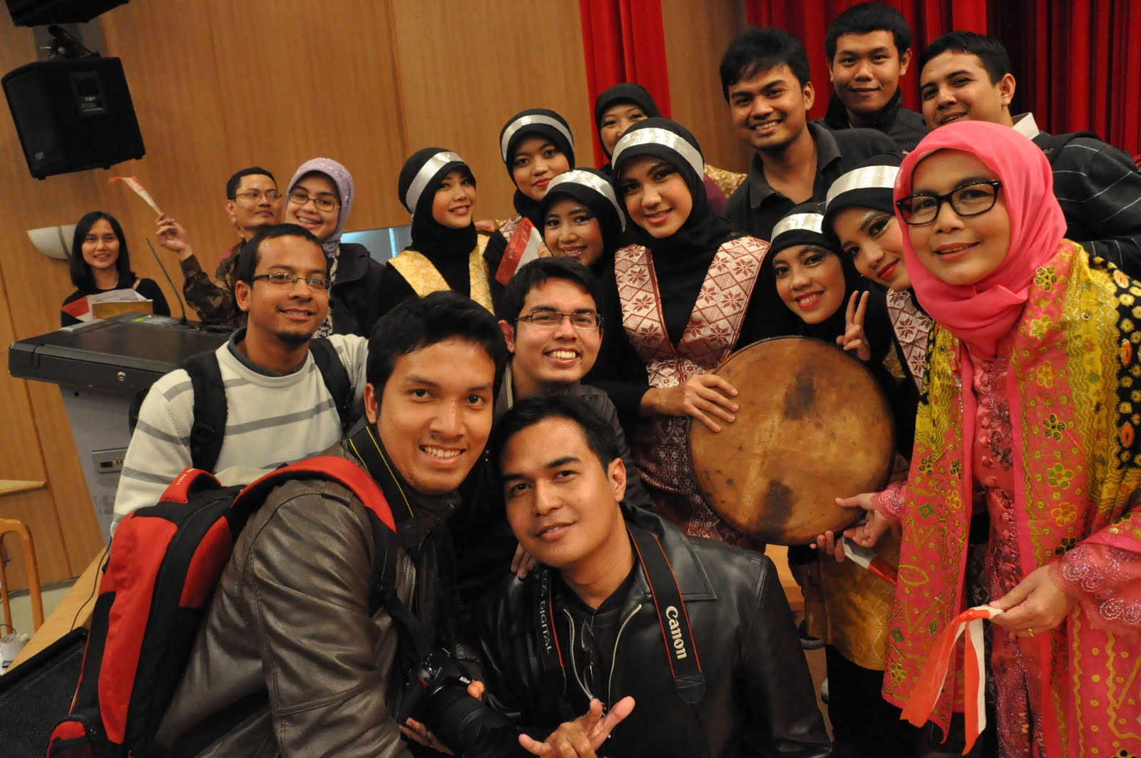 Islam and Culture Association ICA 伊斯蘭文化社: Indonesian Cultural Exhibition 2011