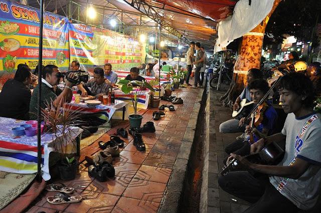 tempat makan di objek wisata malioboro