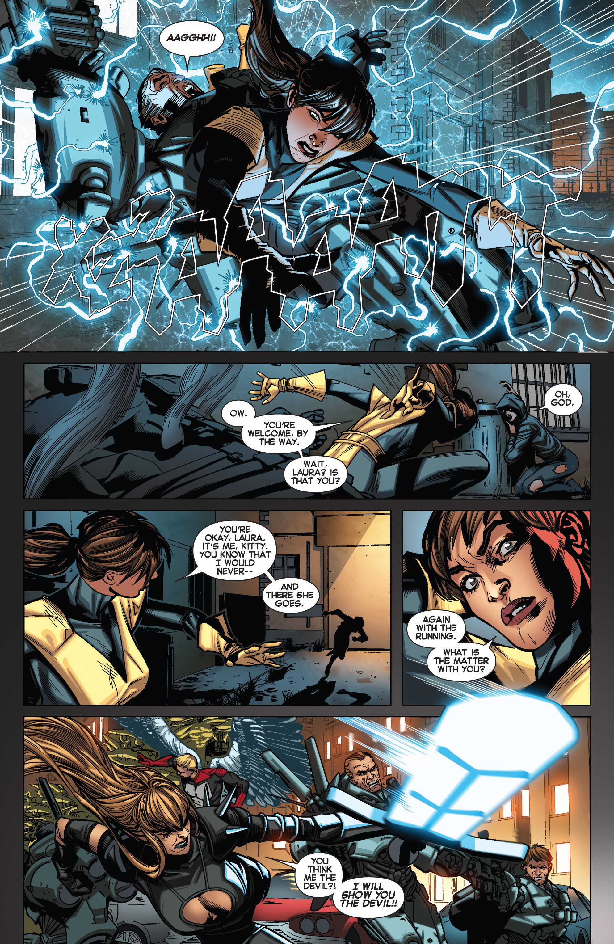 Read online All-New X-Men (2013) comic -  Issue # _Special - All-Different - 30