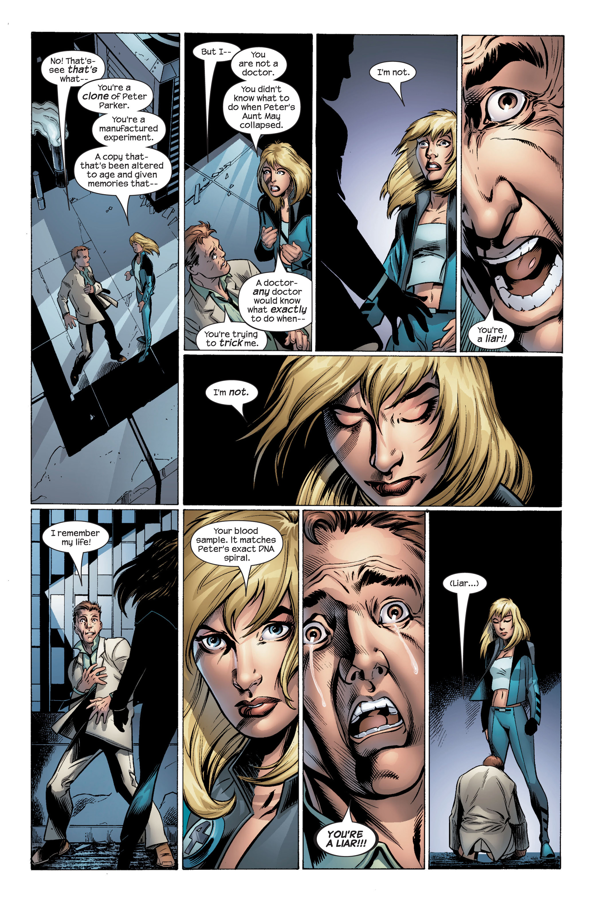 Read online Ultimate Spider-Man (2000) comic -  Issue #104 - 6