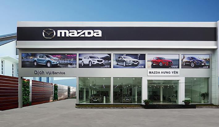 Welcome to Mazda Hưng Yên