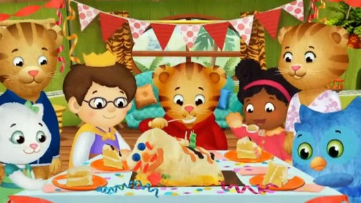 Best Of Daniel Tiger S Neighborhood Recipe For Fun Collection