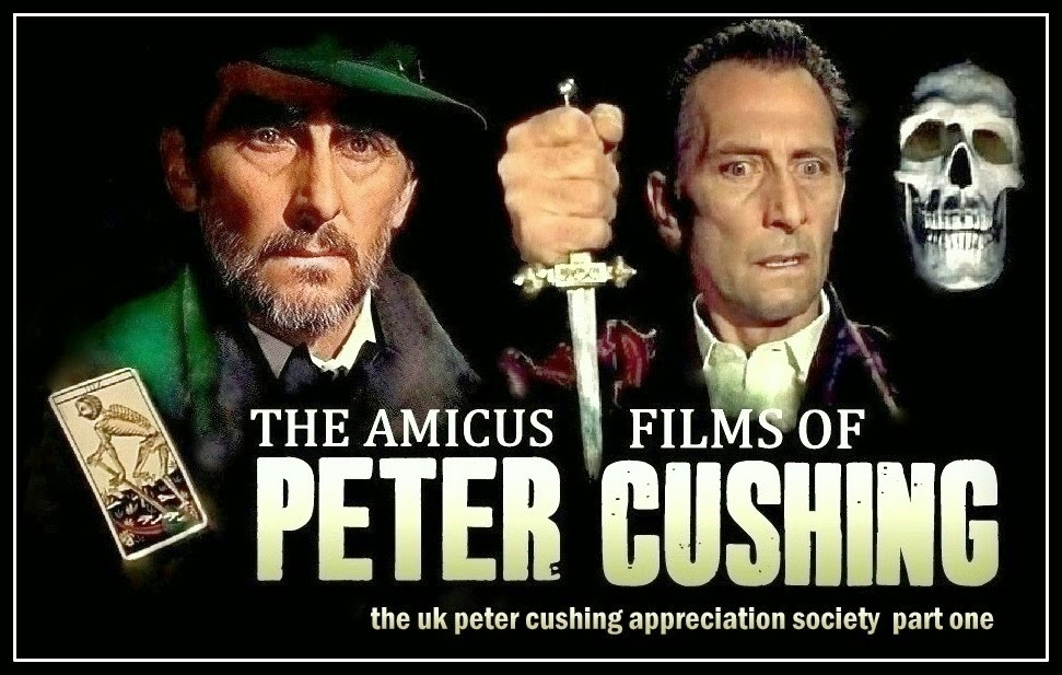 PCASUK SERIES: THE AMICUS FILMS OF PETER CUSHING