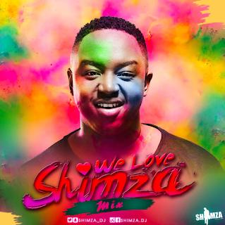 DJ Shimza - We Love Shimza August (2017)