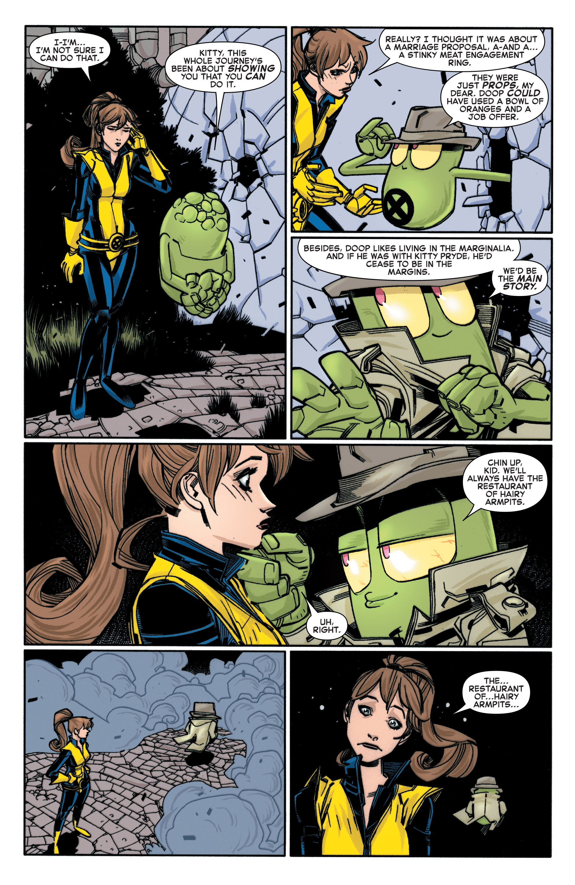 Read online All-New Doop comic -  Issue #5 - 20