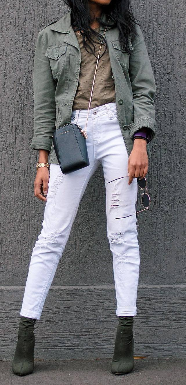street style outfit idea