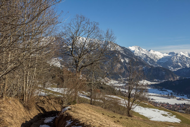 Schneeschuhtour tiefenbacher eck bad hindelang allgäu 18