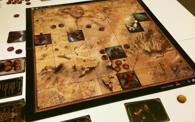 True Messiah board game review