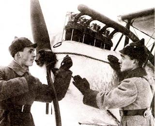 капот самолета АИР-2
