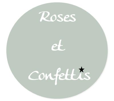 roses et confettis ouverture de la boutique en ligne sur a little market. Black Bedroom Furniture Sets. Home Design Ideas