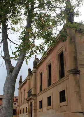 Palacio de los Zuñigas. La Rioja Alta