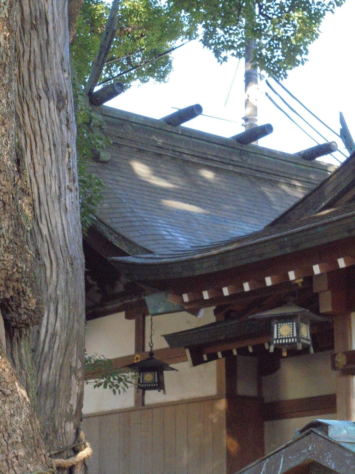 退職教授の見果てぬ夢: 神戸灘区 春日神社