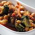 Sauté de pois chiches et légumes teriyaki | Teriyaki sauteed vegetables and chickpeas