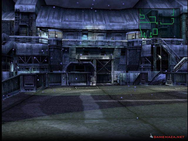 Metal Gear Solid 1 Gameplay Screenshot 2