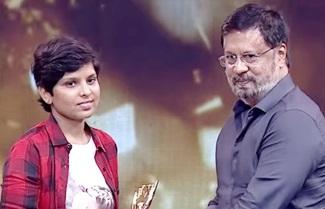 Kausalya Shankar at JFW Awards 2018   Indian society is very Caste based