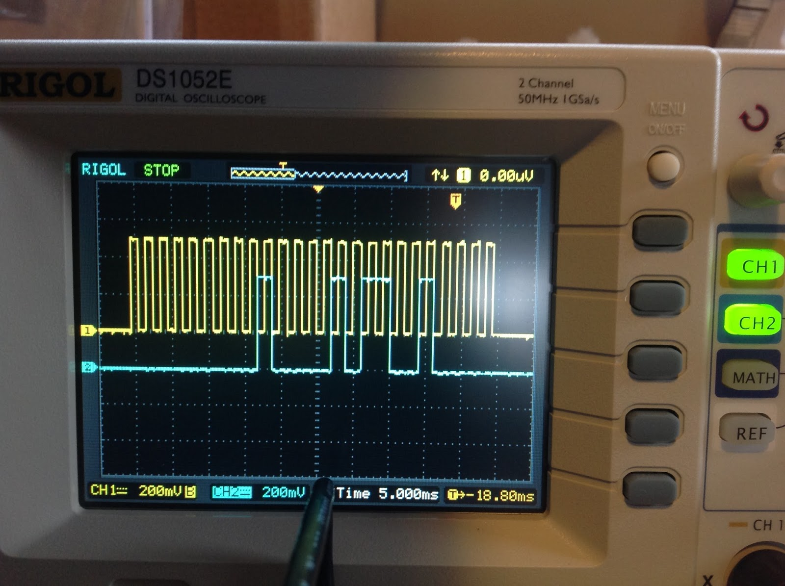 Geek Like Me, Too: SPI Communications with the Arduino Uno