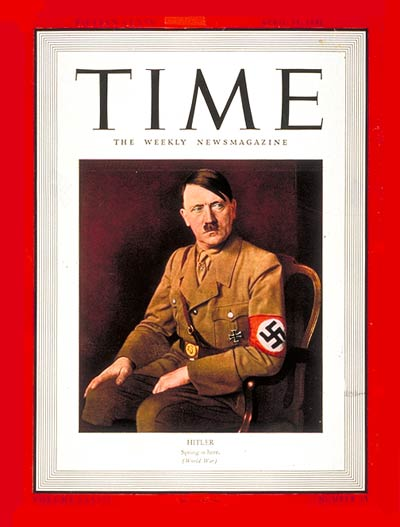 14 April 1941 worldwartwo.filminspector.com Time Magazine
