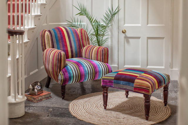 Fandango armchair spring trend