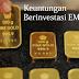 Begini Cara Dulang Untung Dari Investasi Emas Agar Cepat Kaya