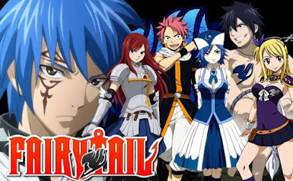 Fairy Tail Episódio 322