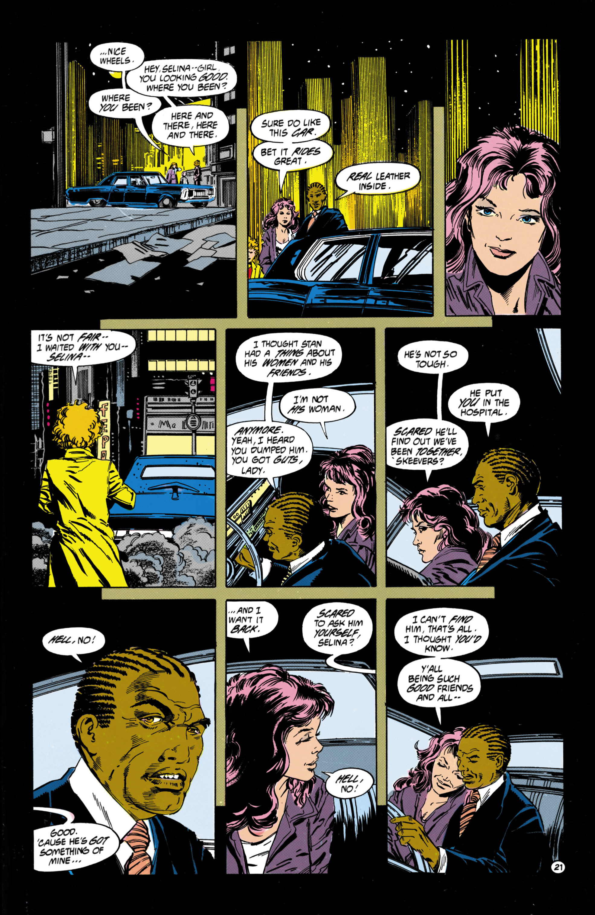 Catwoman (1989) Issue #2 #2 - English 22