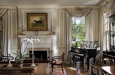 stunning elegant living room georgian   The Georgian Marquess: Some Georgian Inspiration...