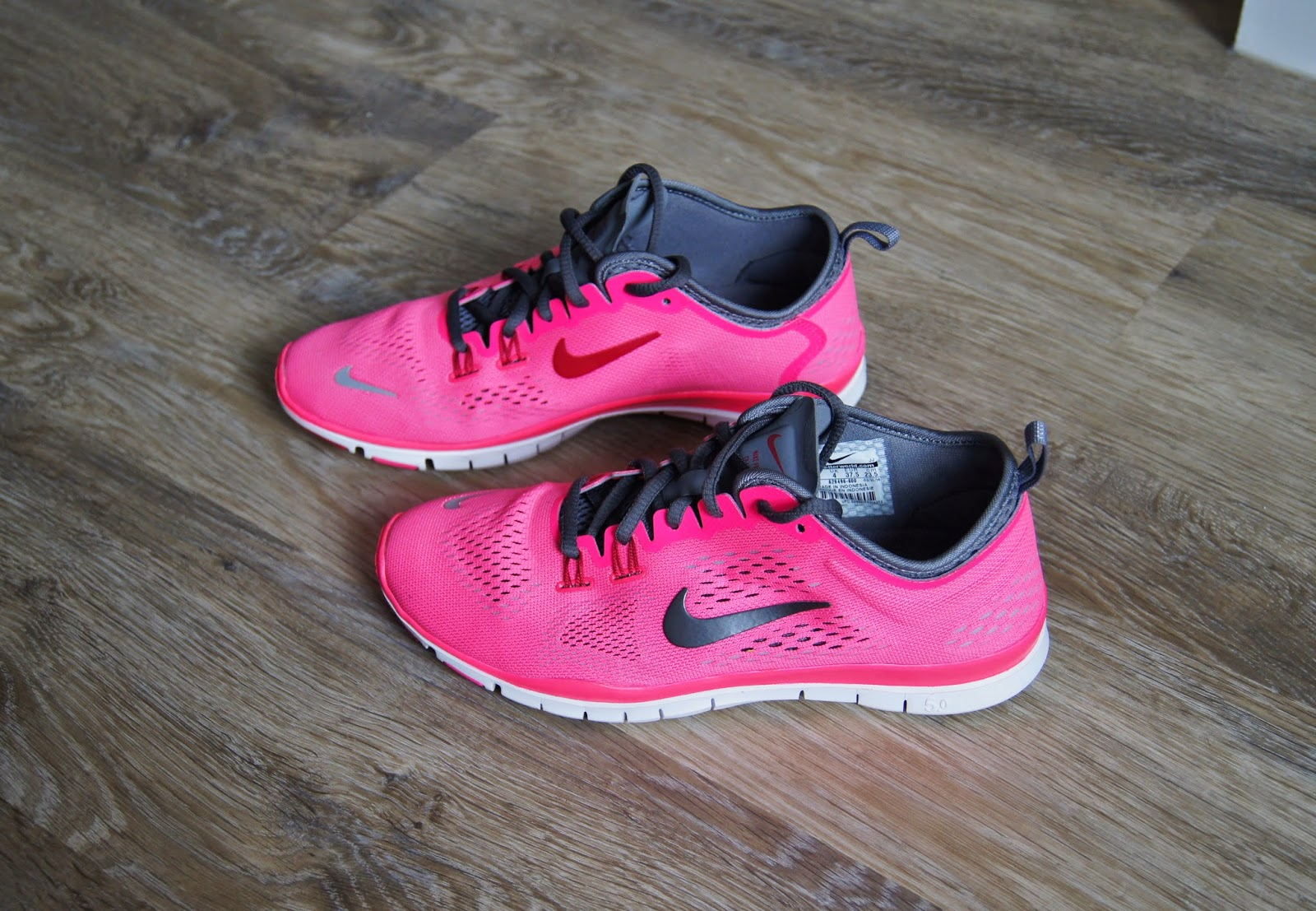 nike free 5.0 tr fit 4 berry trainers review