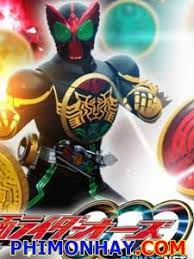 Siêu Nhân Hủy Diệt: Kamen Rider OOO - VietSub (2011)
