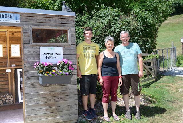 Chez Bio Suisse: Schumachers Biohof auf der St. Petersinsel