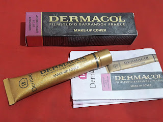 dermacol foundation make up cover worth buying or not review philippines