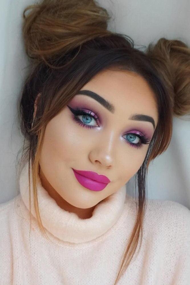 MUJER CON ESTILO: Tendencia de maquillaje primavera 2018