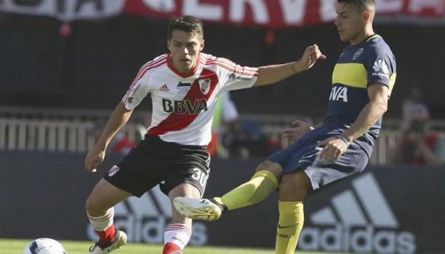 Boca Juniors vs River Plate en vivo Clasico 2 Setiembre